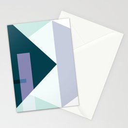 The point of no return Stationery Cards