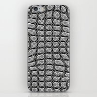 gray pattern iPhone & iPod Skins featuring Gray Pepples Pattern by Pia Schneider [atelier COLOUR-VISION]