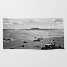 Beach - New Zealand South Coast Beach Towel