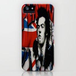 Planet Punk iPhone Case