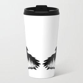 Winged Woods Travel Mug