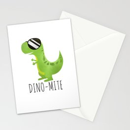 Dino-Mite Stationery Cards