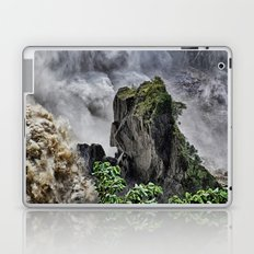 Chaotic water view Laptop & iPad Skin
