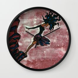 A Dream Suicide Wall Clock