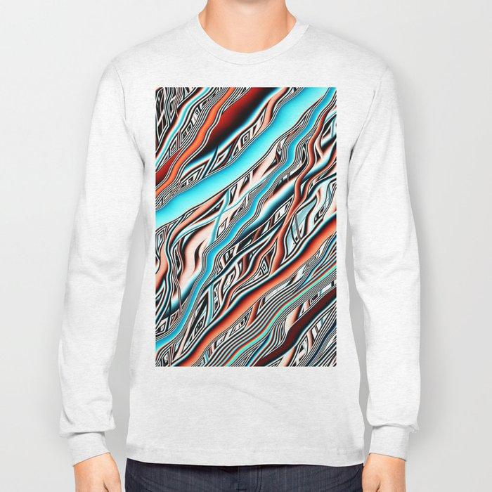 Wallpaper Long Sleeve T-shirt
