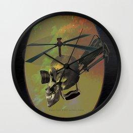 Magnus-Copter -007 Wall Clock