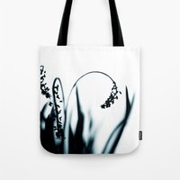 grace Tote Bags featuring grace by Ingrid Beddoes