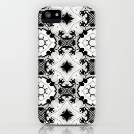 THROUGH THE KALEIDOSCOPE #1 iPhone Case