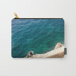 Stairs to the Sea Carry-All Pouch
