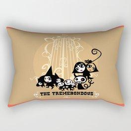 The Tremebondous!! Rectangular Pillow