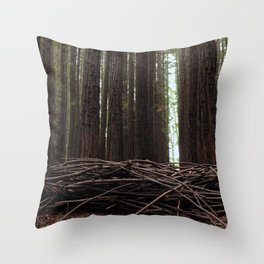 All I See Throw Pillow