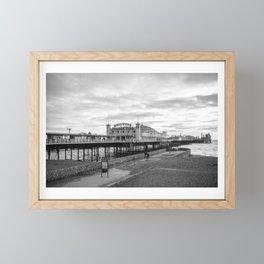 Brighton Pier Framed Mini Art Print