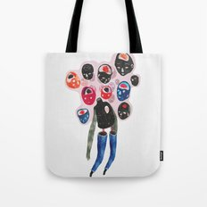 States of mind Tote Bag
