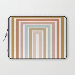 Geometric Rainbow 116 Laptop Sleeve