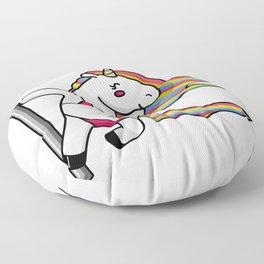 The Hornycorn Floor Pillow