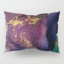 Pour your art out in purple Pillow Sham