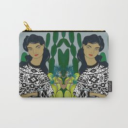 She will tell the story Carry-All Pouch