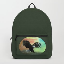 Bald Eagle Landing Freedom Backpack