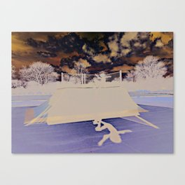 What is the Sacred Canvas Print