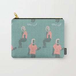 We Are Here With You Carry-All Pouch