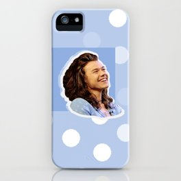 Harry Styles Polka Dot iPhone Case