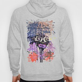 abstract people, modern art, abstract painting, cool abstract, abstract man Hoody