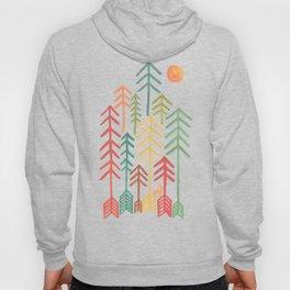 Arrow forest Hoody