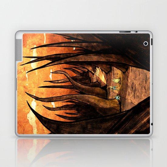 Whiskers Laptop & iPad Skin