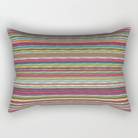 Honolulu chevron Rectangular Pillow