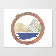 Dreamy scene Canvas Print