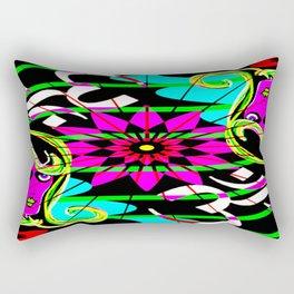 flip mode Rectangular Pillow