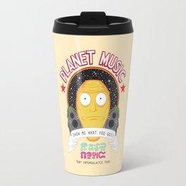 Planet Music Travel Mug