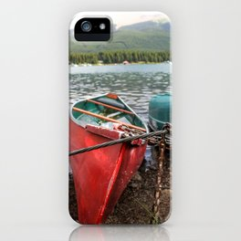 Red Boat 2 iPhone Case
