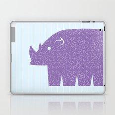 Fun at the Zoo: Rhino Laptop & iPad Skin