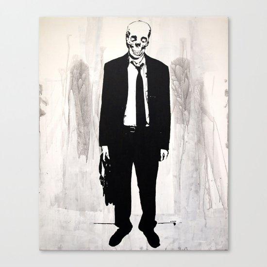 Already Dead. 2007. Canvas Print