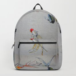 Goldfish Pond (close up #8) #society6 #decor #buyart Backpack