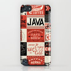 Coffee iPod touch Slim Case
