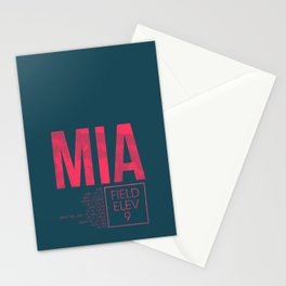 MIA II Stationery Cards