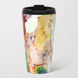 Pecking Chickens Travel Mug