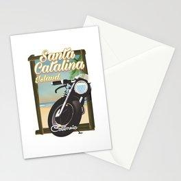 Santa Catalina Island , California USA Stationery Cards