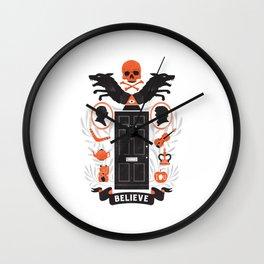221B Wall Clock