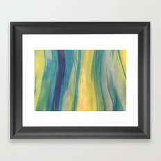 Aquatic Accessory Framed Art Print