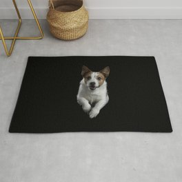Jack Russell Terrier 10 Rug