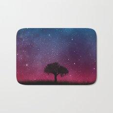 Tree Space Galaxy Cosmos Bath Mat