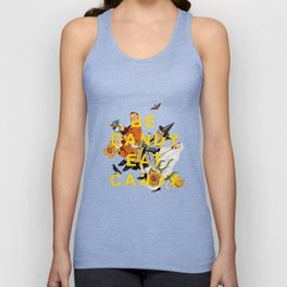 Be Dandy Eat Candy Unisex Tank Top