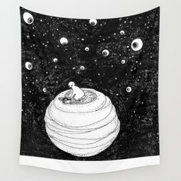 """I""-s Wall Tapestry"
