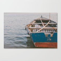 Sail away with me Canvas Print