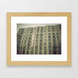 Berlin Buildings Framed Art Print