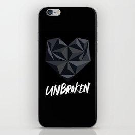 Unbroken iPhone Skin