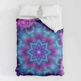 Floral Abstract G269 Comforters
